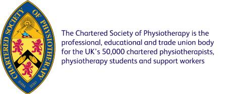 I am a member of the Chartered Society of Physiotherapy